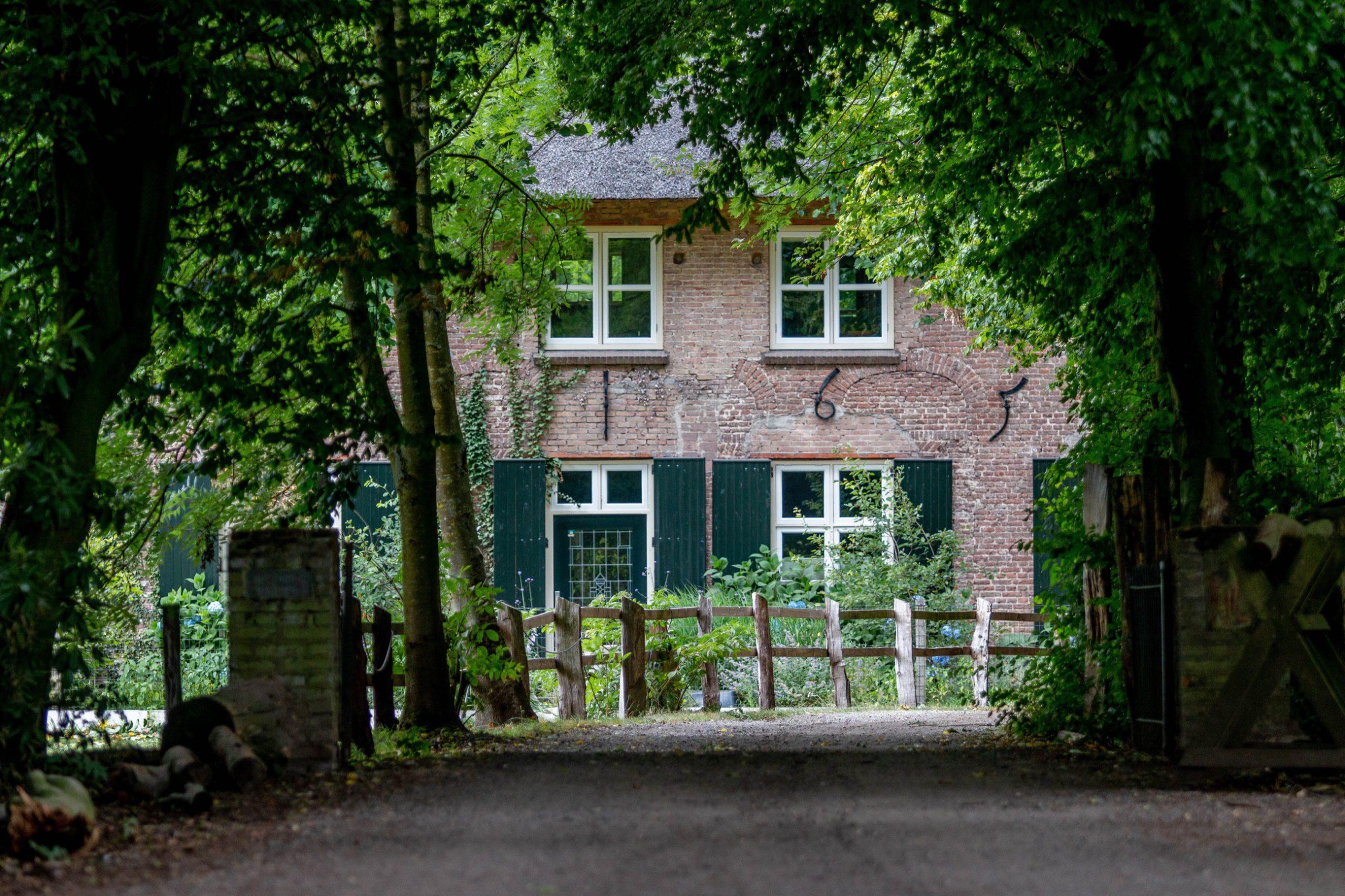 De geschiedenis van T-Boerderij De Groote Flierenberg gebouwd in 1652